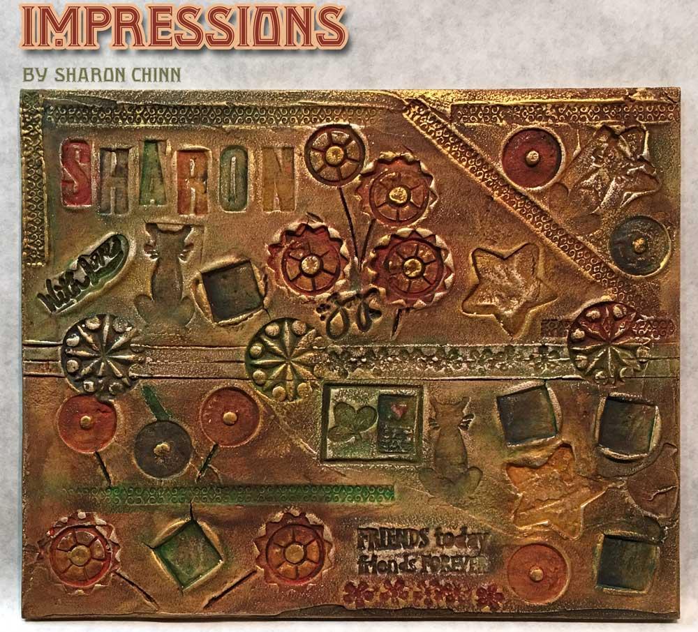 Impressions by Sharon Chinn
