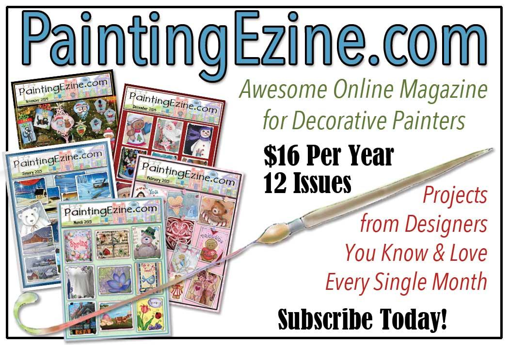 Subscribe to Painting Ezine