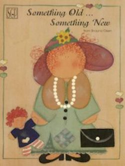 Something Old Something New by Shauna Olsen
