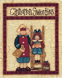 Cinnamon Sweeties
