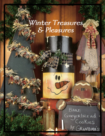 Winter Treasures & Pleasures