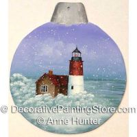 Snow Globe Pattern - Anne Hunter - PDF DOWNLOAD