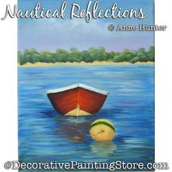 Nautical Reflections ePattern Download - Anne Hunter