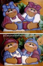 Cocoa Buddies Pattern - Lorri Allisen - PDF DOWNLOAD