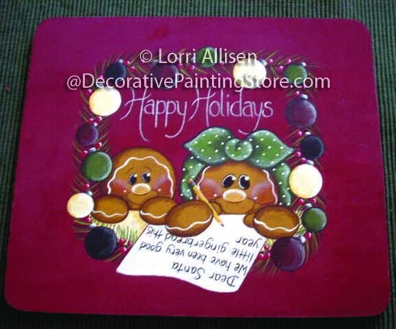 Dear Santa Pattern - Lorri Allisen - PDF DOWNLOAD