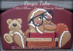 Ginger Tales Pattern by Lorri Allisen - PDF DOWNLOAD