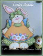 Easter Bonnie Pattern by Lorri Allisen - PDF DOWNLOAD