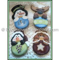 Christmas Collection ePattern by Lorri Allisen - PDF DOWNLOAD