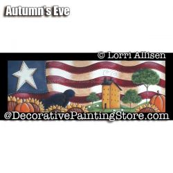 Autumns Eve ePattern by Lorri Allisen - PDF DOWNLOAD