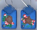 A Gift for You Gift Card Holder Ornaments e-Pattern DOWNLOAD