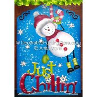 Just Chillin ePattern - Anita Morin - PDF DOWNLOAD