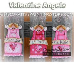 Valentine Angels e-Pattern -Deb Antonick - PDF DOWNLOAD
