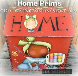 Home Prims e-Pattern -Deb Antonick - PDF DOWNLOAD