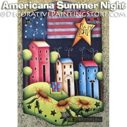 Summer Night e-Pattern -Deb Antonick - PDF DOWNLOAD