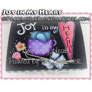 Joy in My Heart e-Pattern -Deb Antonick - PDF DOWNLOAD