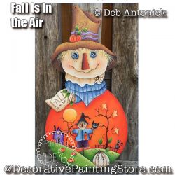 Fall Is in the Air e-Pattern -Deb Antonick - PDF DOWNLOAD