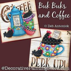 Buk Buks and Coffee DOWNLOAD - Deb Antonick