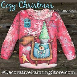 Cozy Christmas DOWNLOAD - Deb Antonick