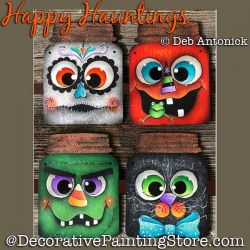 Happy Hauntings DOWNLOAD - Deb Antonick