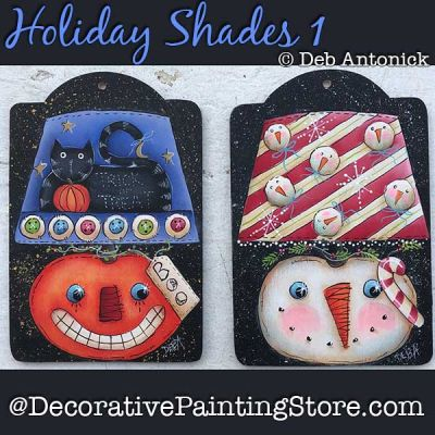 Holiday Shades 1 DOWNLOAD - Deb Antonick