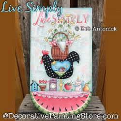 Live Simply DOWNLOAD - Deb Antonick