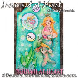 Mermaid at Heart DOWNLOAD - Deb Antonick