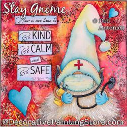 Stay Gnome DOWNLOAD - Deb Antonick