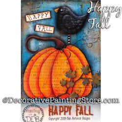 Happy Fall DOWNLOAD - Deb Antonick
