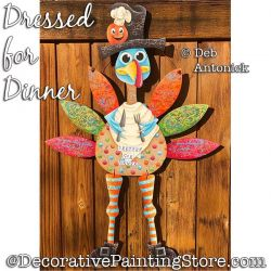 Dressed for Dinner (Turkey) DOWNLOAD - Deb Antonick