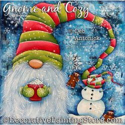Gnome and Cozy DOWNLOAD - Deb Antonick