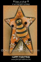 Bee a Star Pattern - Silvia Andreoli - PDF DOWNLOAD