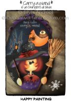 Carry a Wand ePacket by Silvia Andreoli - PDF DOWNLOAD