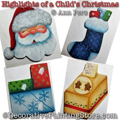 Highlights of a Childs Christmas PDF DOWNLOAD - Ann Perz