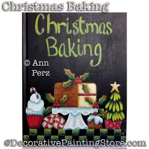 Christmas Baking DOWNLOAD - Ann Perz