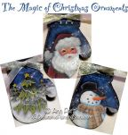 Magic of Christmas Ornaments Pattern by Ann Perz - PDF DOWNLOAD