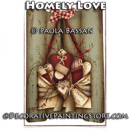 Homely Love - Paola Bassan - PDF DOWNLOAD