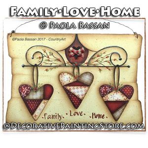 Family Love Home - Paola Bassan - PDF DOWNLOAD