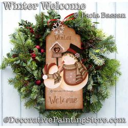 Winter Welcome DOWNLOAD - Paola Bassan