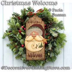 Christmas Welcome DOWNLOAD - Paola Bassan