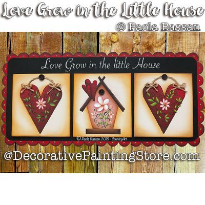 Love Grow in the Little House - Paola Bassan - PDF DOWNLOAD