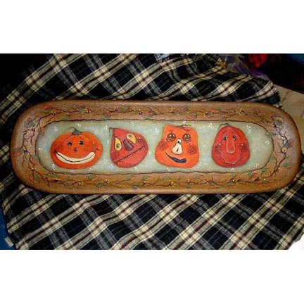 Pumpkin Tray DOWNLOAD