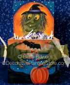 Witchy Poo Candy Box ePattern PDF DOWNLOAD