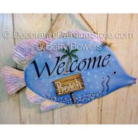 Welcome Fish - Betty Bowers - PDF DOWNLOAD