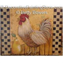 Rooster and The Pear - Betty Bowers - PDF DOWNLOAD