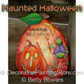 Haunted Halloween - Betty Bowers - PDF DOWNLOAD