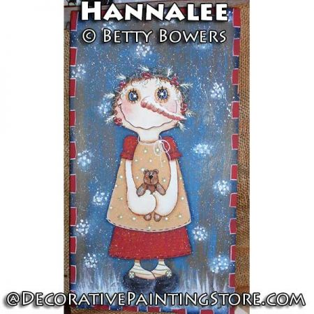 Hannalee - Betty Bowers - PDF DOWNLOAD