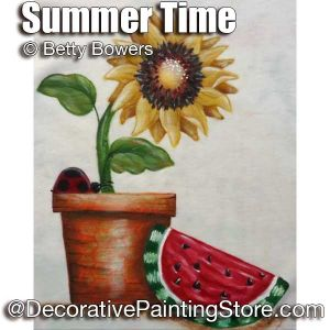 Summer Time - Betty Bowers - PDF DOWNLOAD