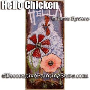 Hello Chicken - Betty Bowers - PDF DOWNLOAD