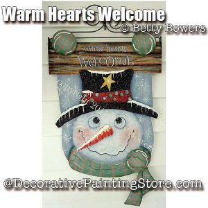 Warm Hearts Welcome - Betty Bowers - PDF DOWNLOAD