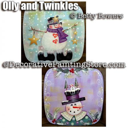 Olly and Twinkles - Betty Bowers - PDF DOWNLOAD
